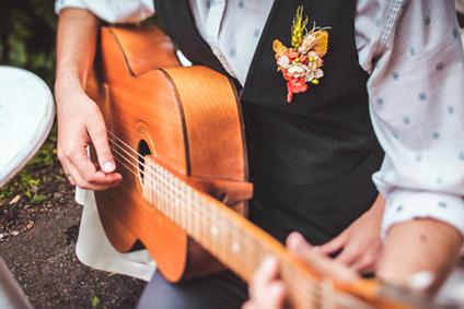 Un peu de musique pour l'ambiance et le folklore