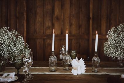 Décoration du mariage de Mathilde & Thibault